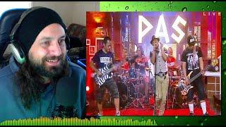 PAS Band - Impresi - Reaction