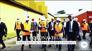 Coronavirus - L'offensive du gouvernement Ivoirien