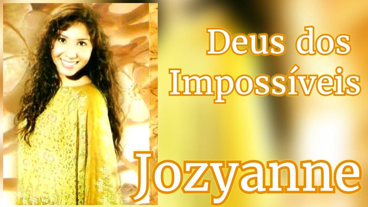 deus dos impossiveis playback-jozyanne