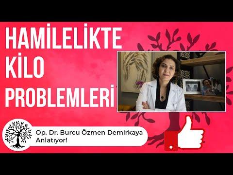 Hamilelikte Kilo ve Diğer Problemler | Op.Dr. Burcu Özmen Demirkaya Anlatıyor.