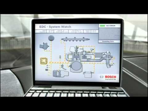 Bosch Diesel Systems ECU