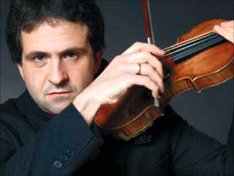 Domenico Nordio plays A.Adnan Saygun Violin Concerto - 1st Mouvement