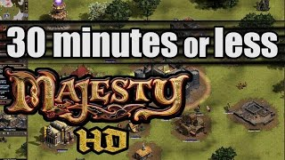 Majesty HD - Gold Edition - in 30 minutes or less