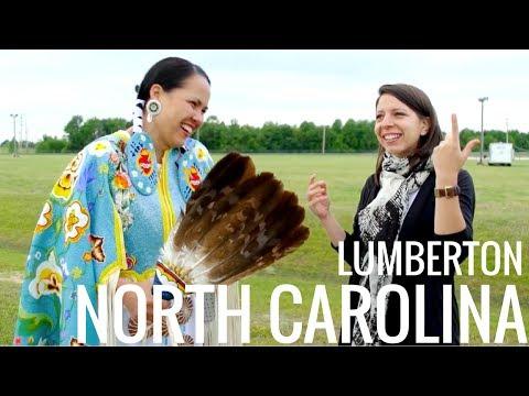 Lumberton, North Carolina: The Lumbee Powwow