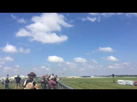RAW Video: F-35s arrive at Dayton Air Show