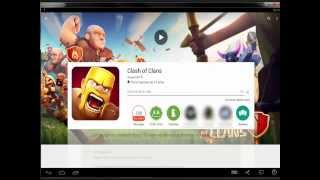 Play MOBILE games on the PC for FREE! (Clash Of Clans, Hay Day, Geometry dash)
