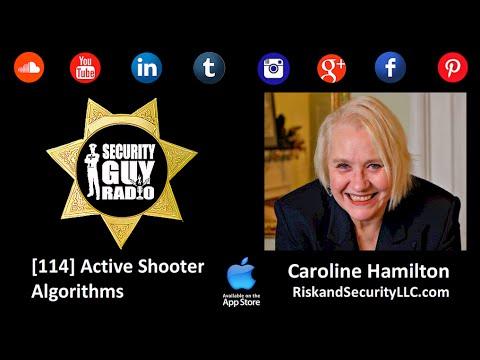 [114] Active Shooter Algorithms with Caroline Ramsey Hamilton