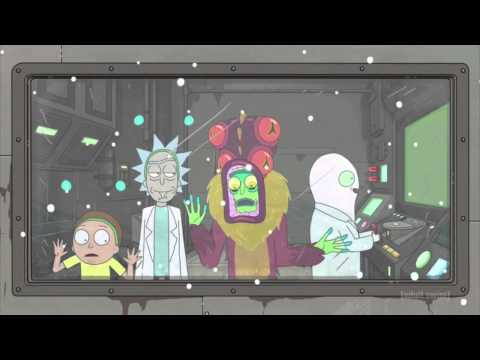 Rick and Morty on modern day slavery