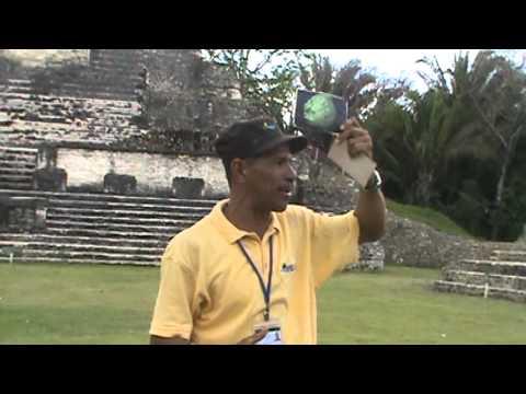 Maya Pyramids in