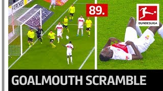 Goal Line Madness + Woodwork in 4 Seconds – Crazy Late Chance Causes Chaos