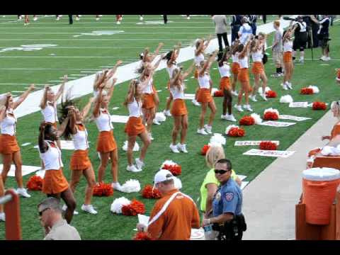 The University of Texas Cheer! Texas Fight
