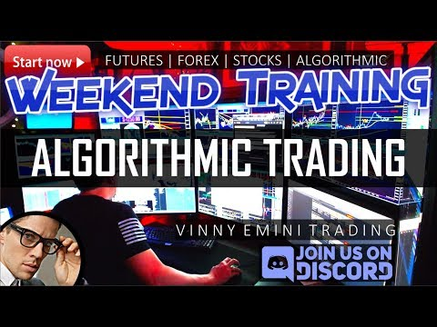 FUTURES Trading | Discord Day Trading Room | Learn Algorithmic Trading Strategies
