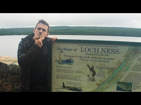 HUNTING FOR THE LOCH NESS MONSTER!