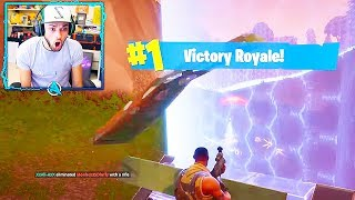 10 Best FORTNITE FIRST WIN REACTIONS (Ninja, Ali A, Myth & More) Chaos