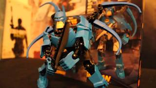 Lego Batman Review--super Heroes *ultrabuild Batman #4526 Video 2* Pose (team Dopeness)