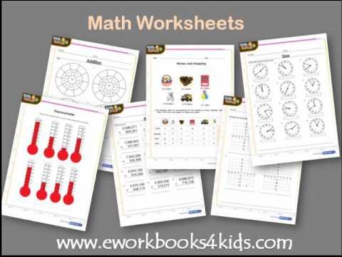 math worksheet : 5th grade math workbook  pdf ebook download for kids  youtube : 7th Grade Math Workbook Pdf