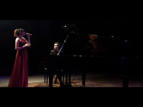 Bruno Mars - Versace On The Floor (Cover by Della Firdatia & Natanael)