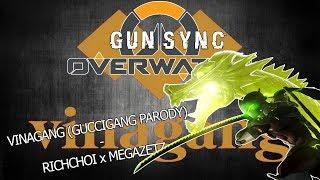 GUN SYNC | VINAGANG (GUCCIGANG PARODY) - RICHCHOI x MEGAZETZ
