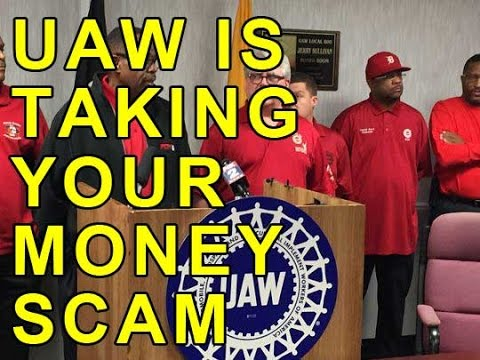 Message to the UAW and it