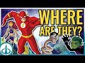 HIDDEN HEROES We Never Saw in the DCAU | Watchtower Database