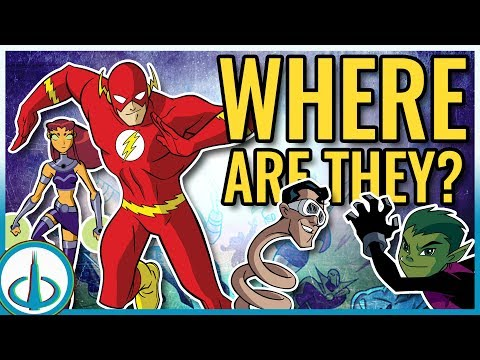 HIDDEN HEROES We Never Saw in the DCAU | Watchtower Database