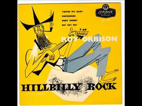 ROY ORBISON  - HILLBILLY ROCK EP - LONDON RECORDS -  SUN MEMPHIS