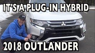 Plug-In Hybrid: 2018 Mitsubishi Outlander PHEV on Everyman Driver