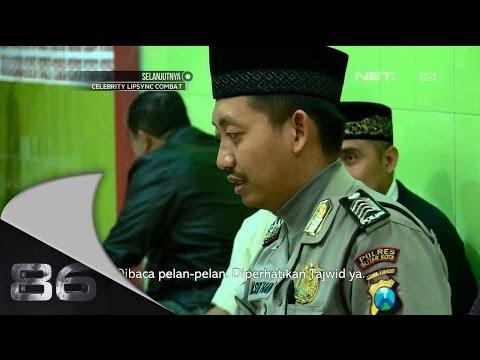 86 Polisi Mengajar Mengaji Anak Anak di Blitar - Bripka M. Sub Han