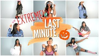 15 EXTREMELY LAST MINUTE HALLOWEEN COSTUMES
