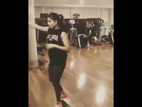 Actress Samantha Gym Workout Videos | Ruth...
