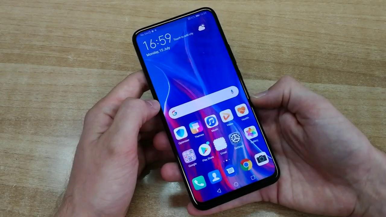 Huawei p smart 2020 test