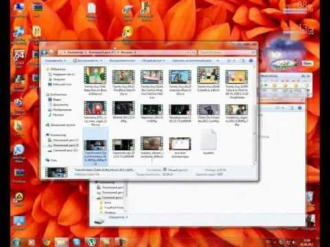 Как скинуть видео на флешку если пишет что файл слишком велик