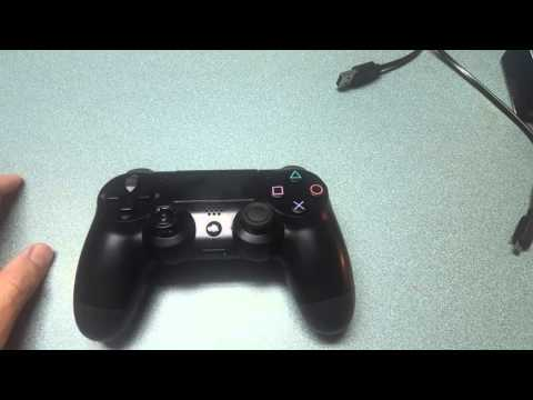 Help! My PS4 Dualshock controller won't charge!