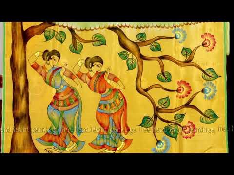 Desi Fashion Saree Painting 3D Images, 4K Videos, 3D Hd Images, Paingings | #FHFP