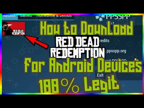 Red Dead Redemption Free Download On Android.