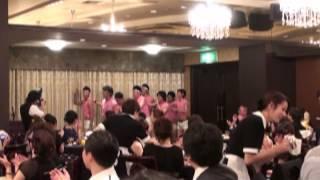 タムラ☆のりちゃん結婚\_(^◇^)_/おめでとう!