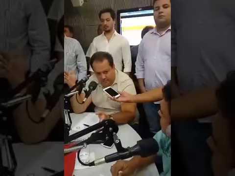 PROGRAMA FAROL DE NOTÍCIAS - ENTREVISTA COM O SEC. TRANSPORTES SEBASTIÃO OLIVEIRA