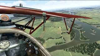 Rise of Flight [ DEMO GAME PLAY ] The First Great Air War
