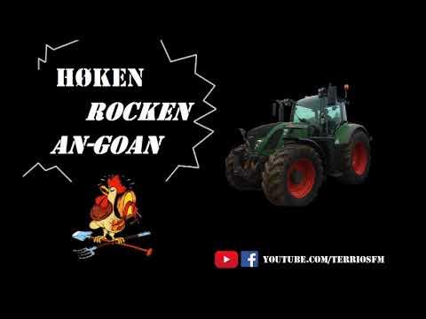 Boeren rock muziek HØKEN(Piratenhits)