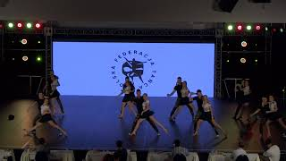 Akademia Promocji Tańca Puławy, Formacja, Ossa World Dance Week, 2017