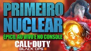 O MEU PRIMEIRO NUCLEAR NO BLACK OPS 3!! - ÉPICO E AO VIVO