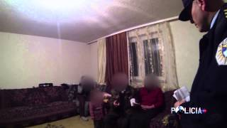 Policia e Kosoves: Dhune ne familje
