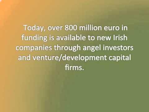 Patrick Bruen's Venture Capital Opportunities in Ireland