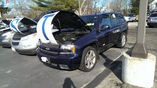 2007 Chevrolet Trailblazer SS Walkaround, Engine, & Full Tour