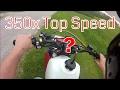 1986 Honda ATC 350x Top Speed