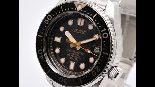 SEIKO PROSPEX WATCH SBDX012 LIMITED 50TH ANNIVERSARY SILVER REVIEW MENS セイコー プロスペックス シルバー メンズ レビュー
