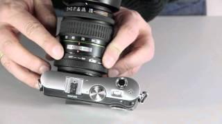 Pentax K-Objektiv - Samsung NX Adapter mit Blendenring Kiwifotos - by www.enjoyyourcamera.com(, 2011-11-17T15:00:35.000Z)