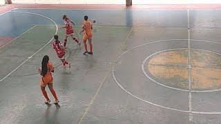 Futsal Feminino C Pimentas  S17   Bonifácio x Serva 1° Tempo