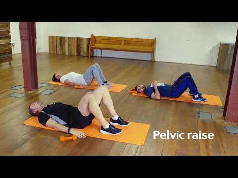 Low impact lying down exercises | Move more with MS