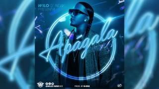 Video Wilo D' New - Apágala  [Official Audio] download MP3, 3GP, MP4, WEBM, AVI, FLV Juni 2018
